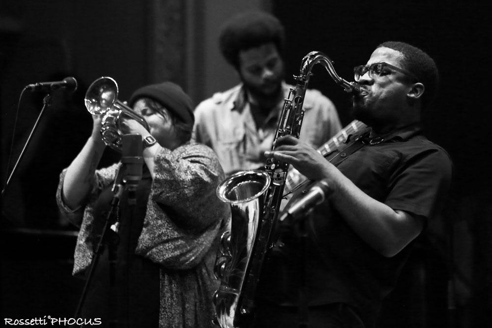 James Brandon Lewis Unruly Quintet