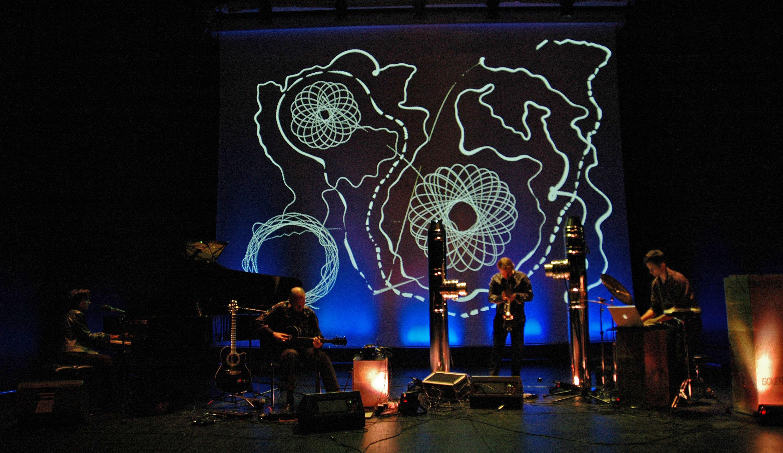 Uma Performs at Jazzkaar 2011