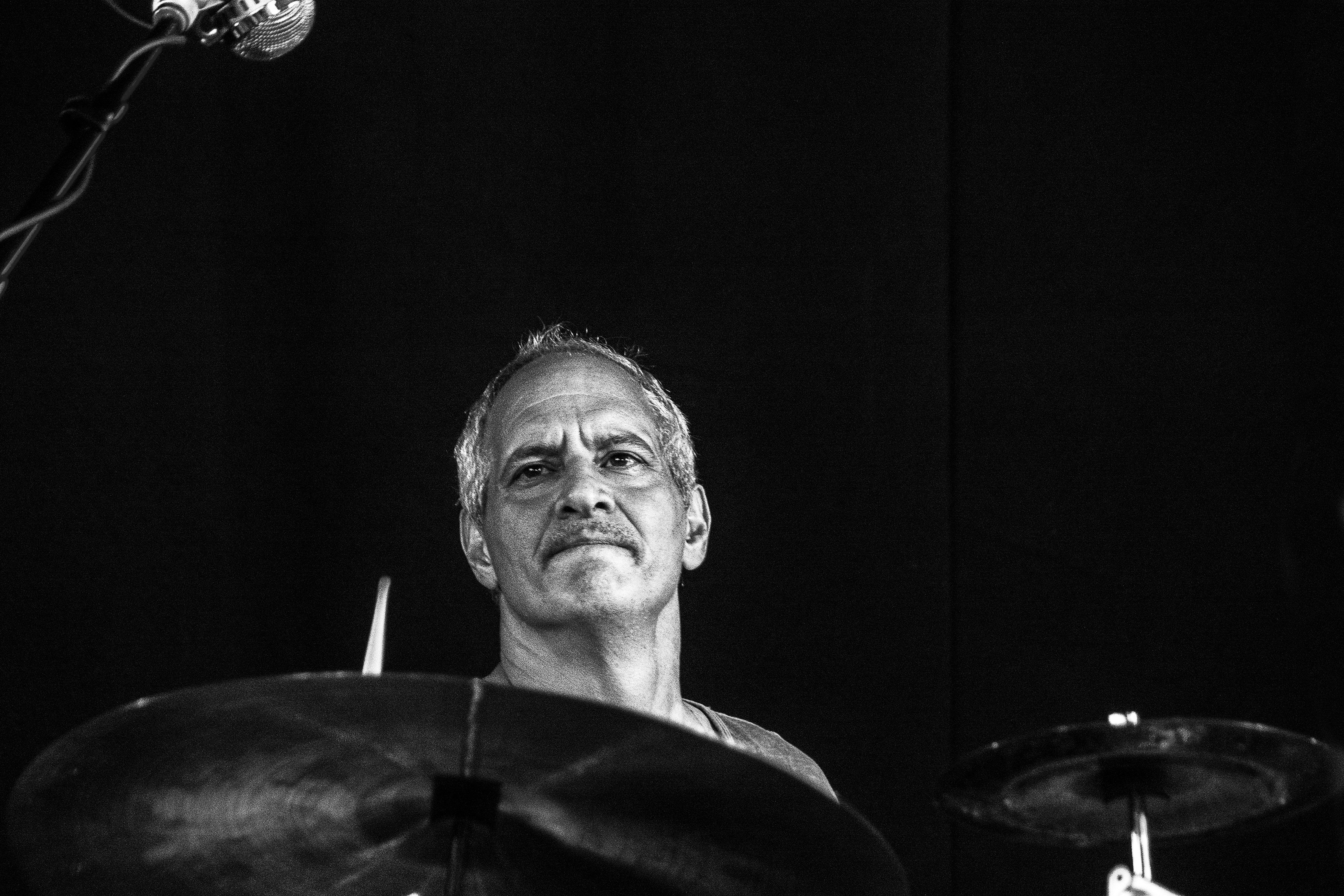 Robby Ameen at Xerox Rochester International Jazz Festival
