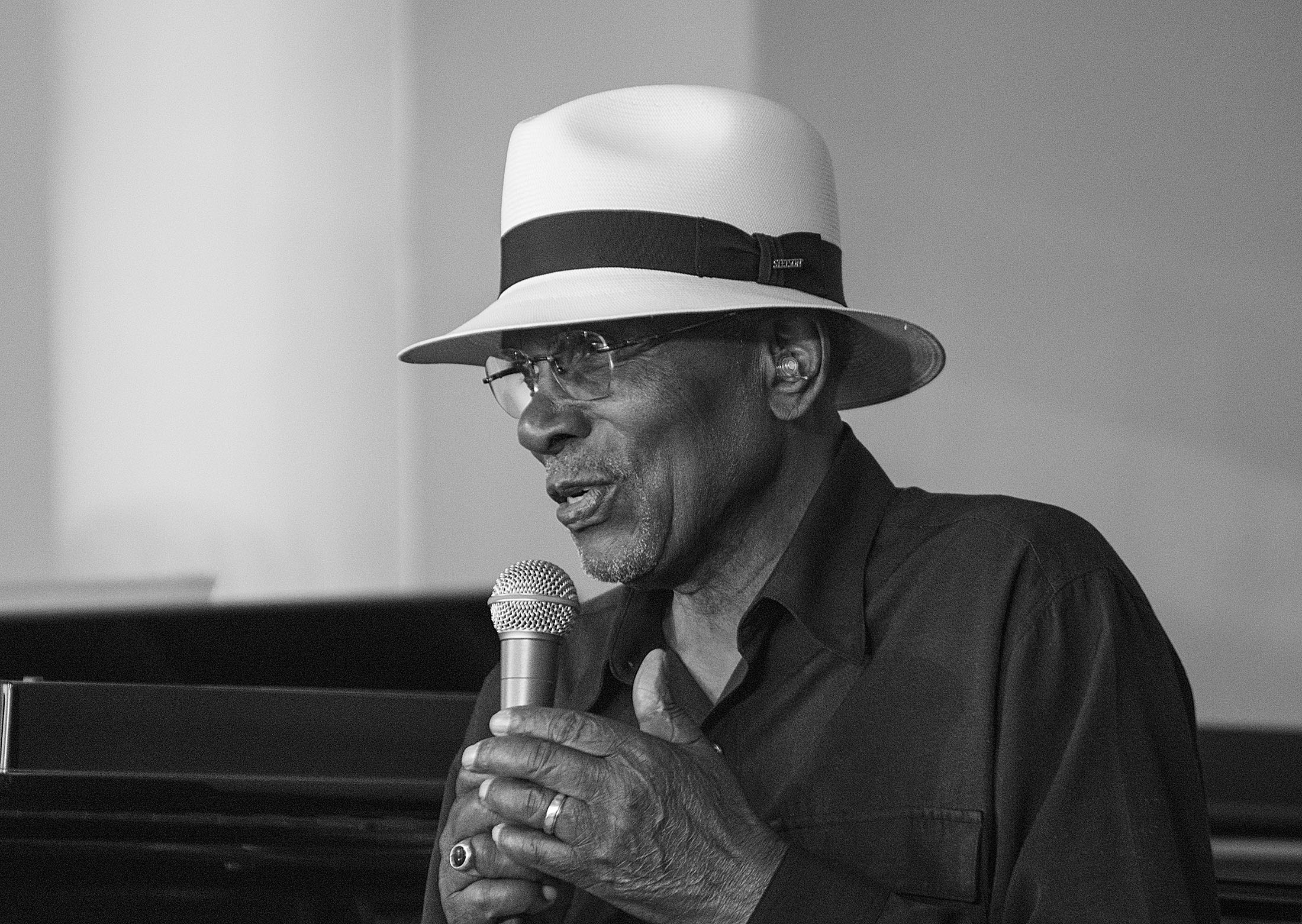 ed Reed @ Peidmont Piano Company Oakland, ca 6-1-2015