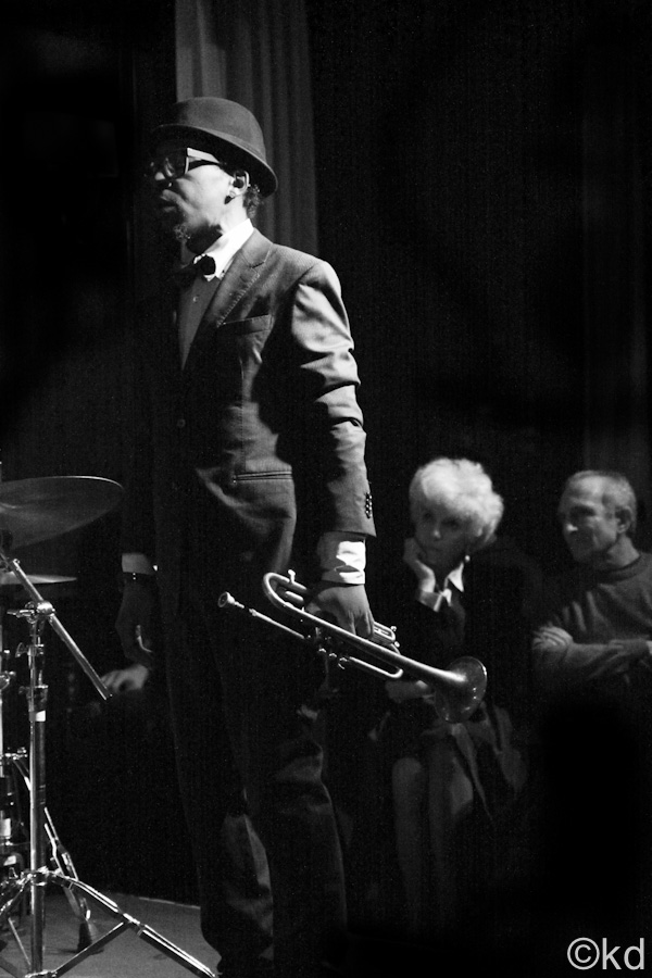 Roy Hargrove and Fans