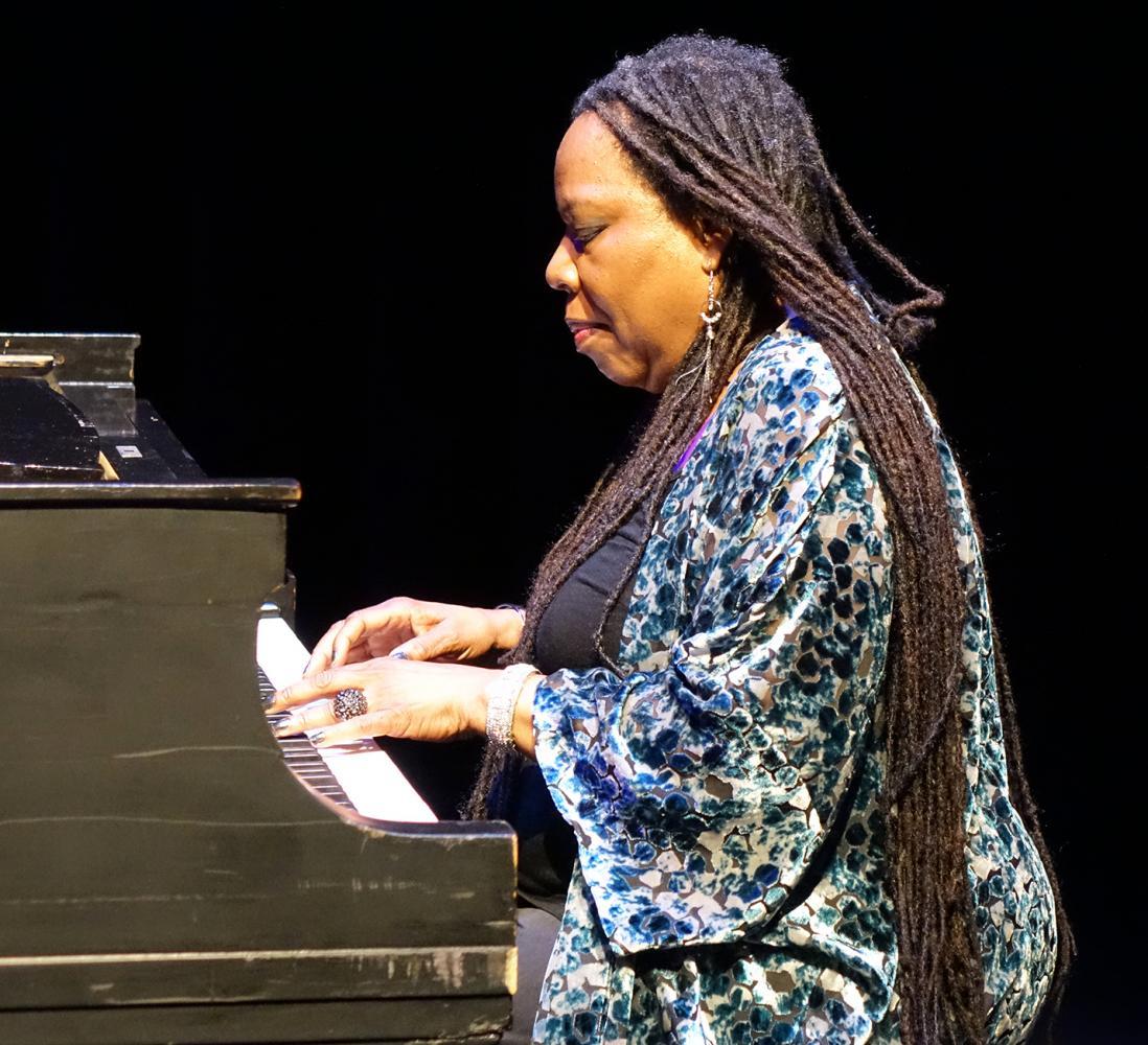 Amina Claudine Myers At Guelph Jazz Festival 2016