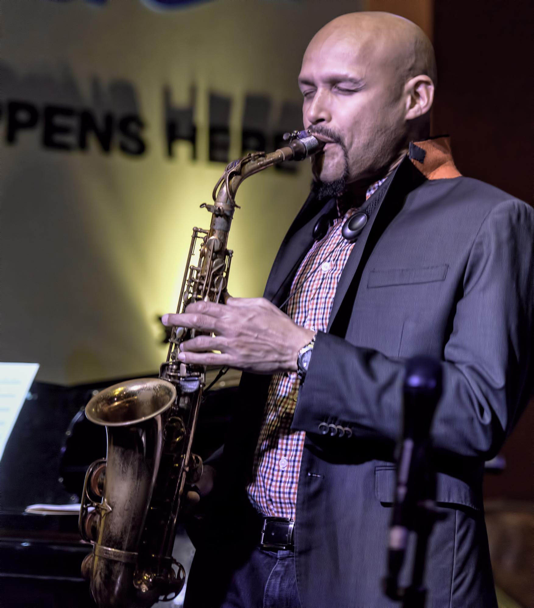 Miguel Zenon At The Nash In Phoenix