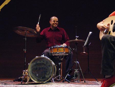 Ravish Momin with Trio Tarana - Rubin Museum of Art 2007