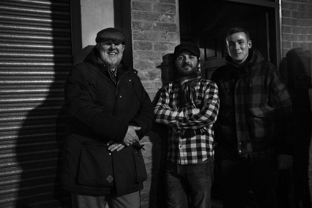 Live From Birmingham: Alan Wilkinson, Ari Eisinger, Manos Pa'Aribba & Paul Dunmall