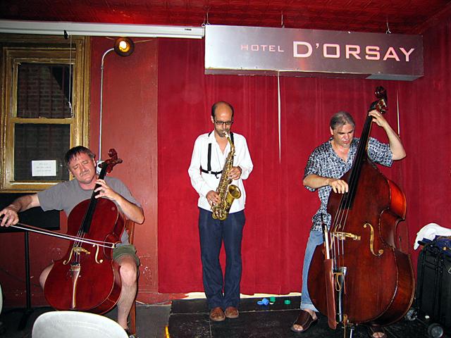 Ken Filiano Trio: Ken Filiano, Michal Attias &Amp; Tomas Ulrich - Barbs 2004