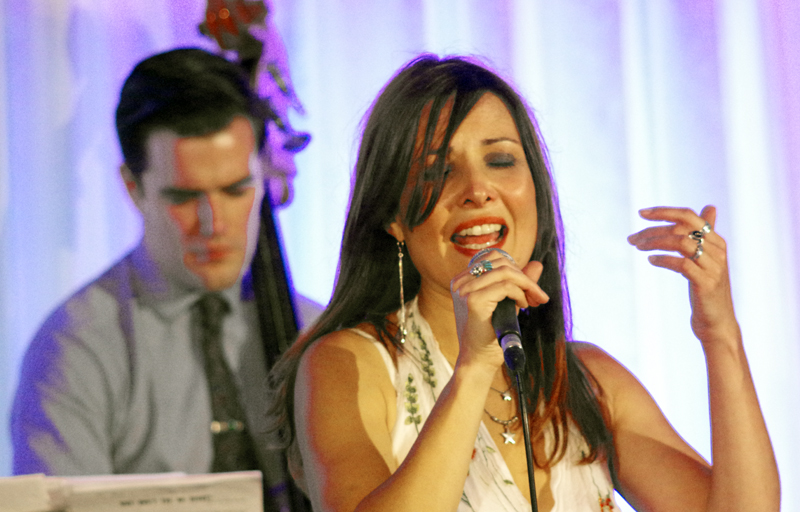 Jo Harrop Sings Peggy Lee