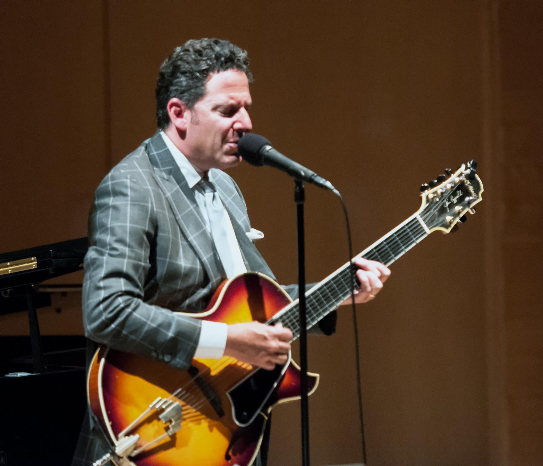 John Pizzarelli With Quartet At The Musical Instrument Museum (mim) In Phoenix