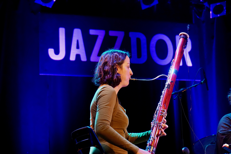 Sophie Bernado - Jazzdor Strasbourg 2019