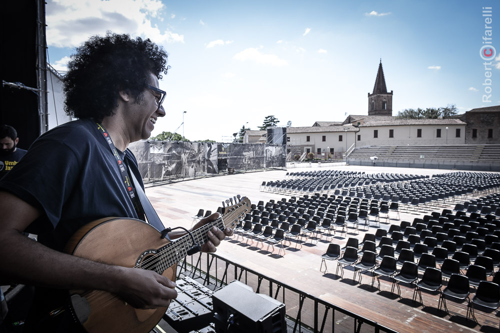 Hamilton de Hollanda, Umbria Jazz 2017