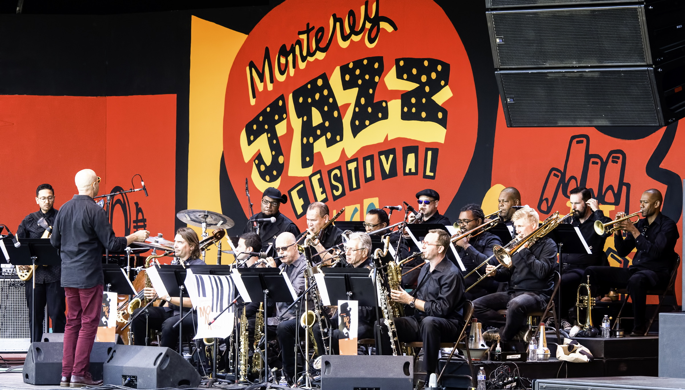 John Beasley and the MONK'estra at the Monterey jazz Festival