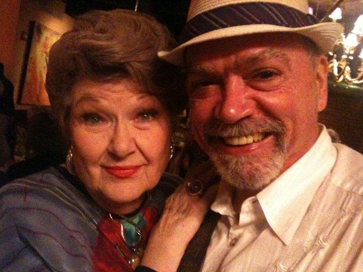 Valentine Ryder & Marilyn Maye