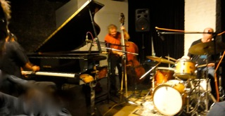 Matthew Shipp Trio at Stone