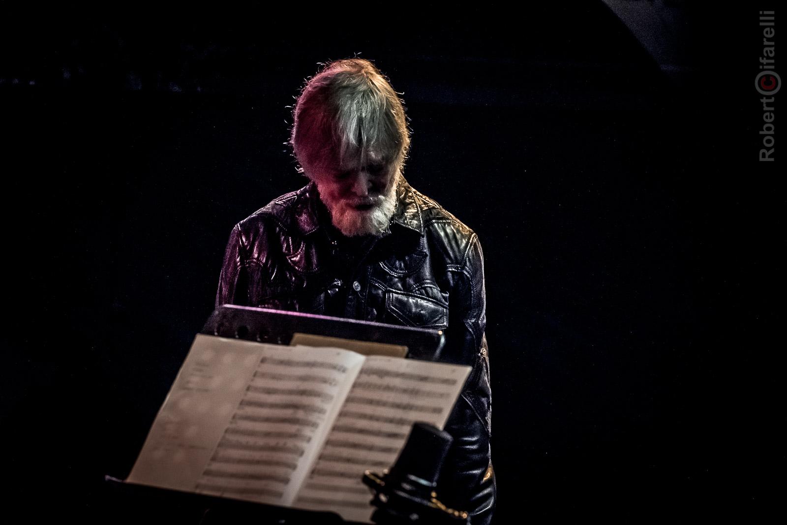 Tom Harrell at Bluenote in Milan