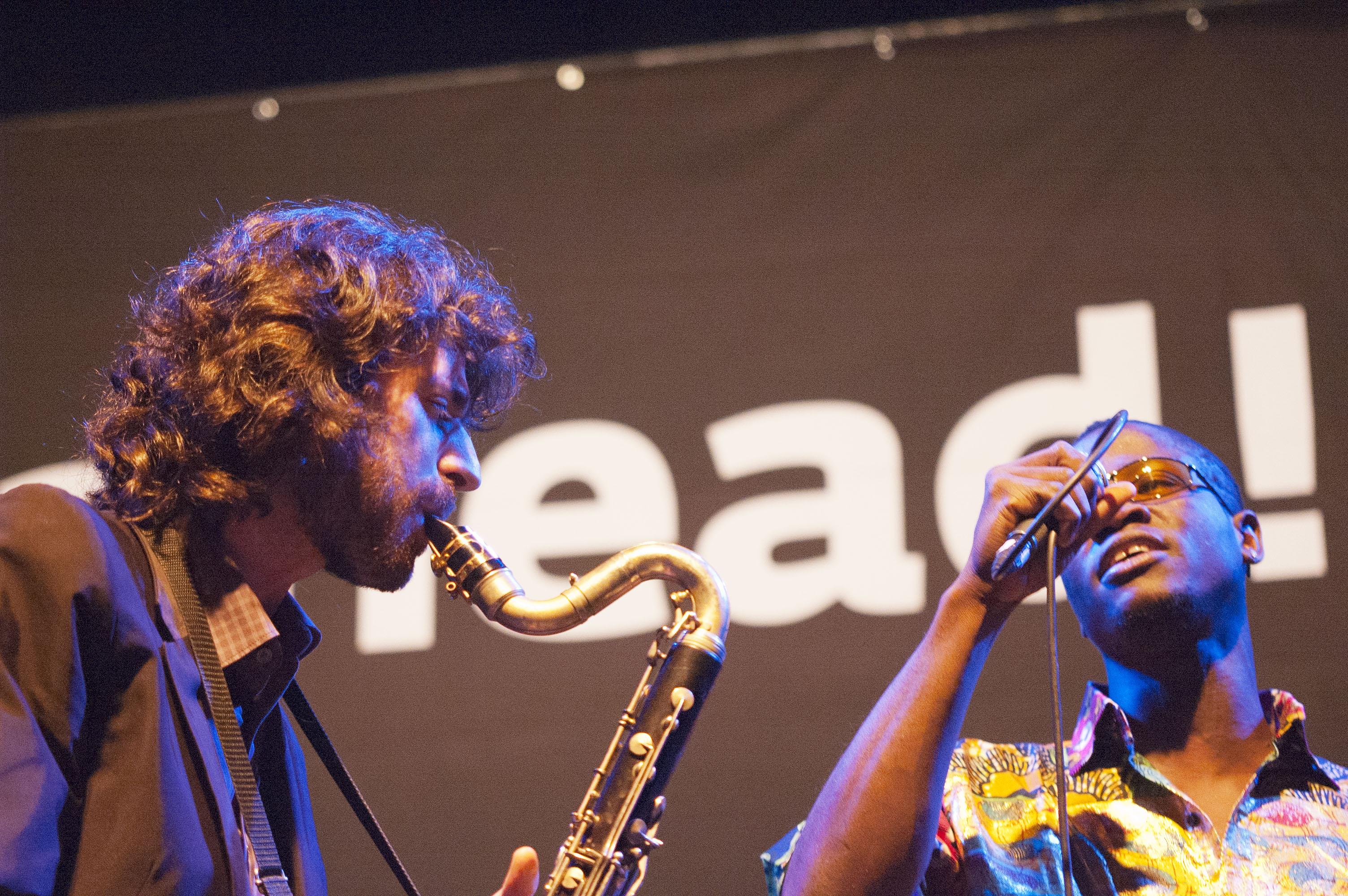 Oran Etkin Kelenia, Jazzahead! 2012