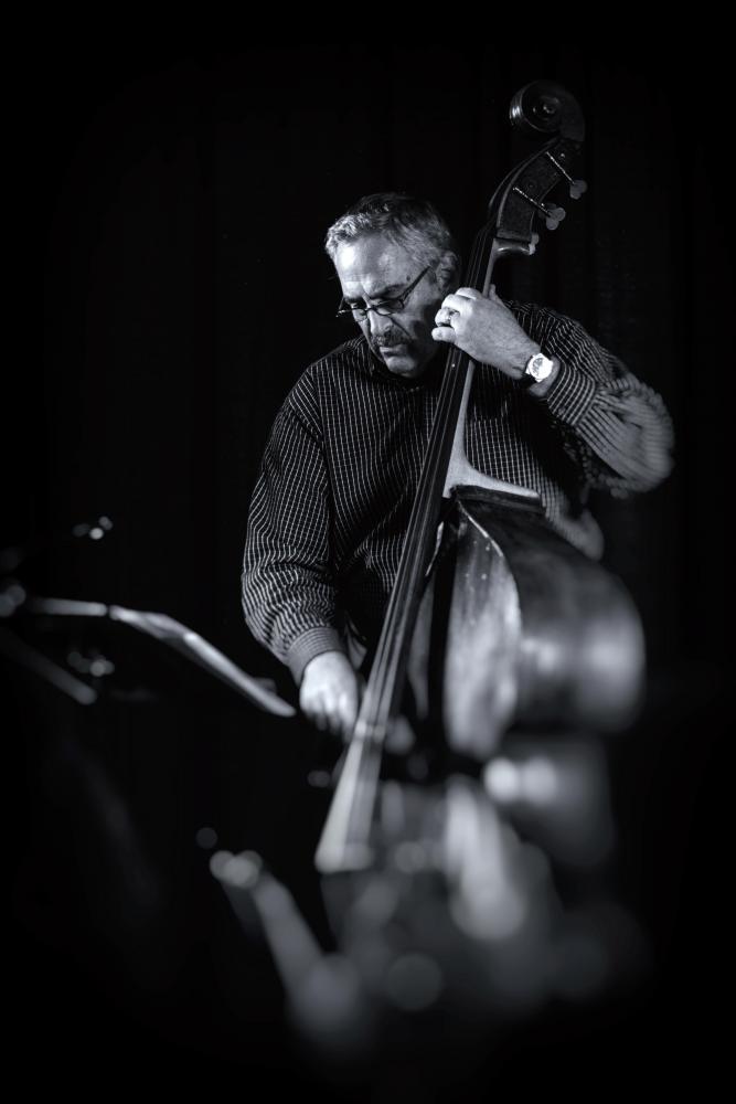 Milton Suggs with the John Toomey Trio