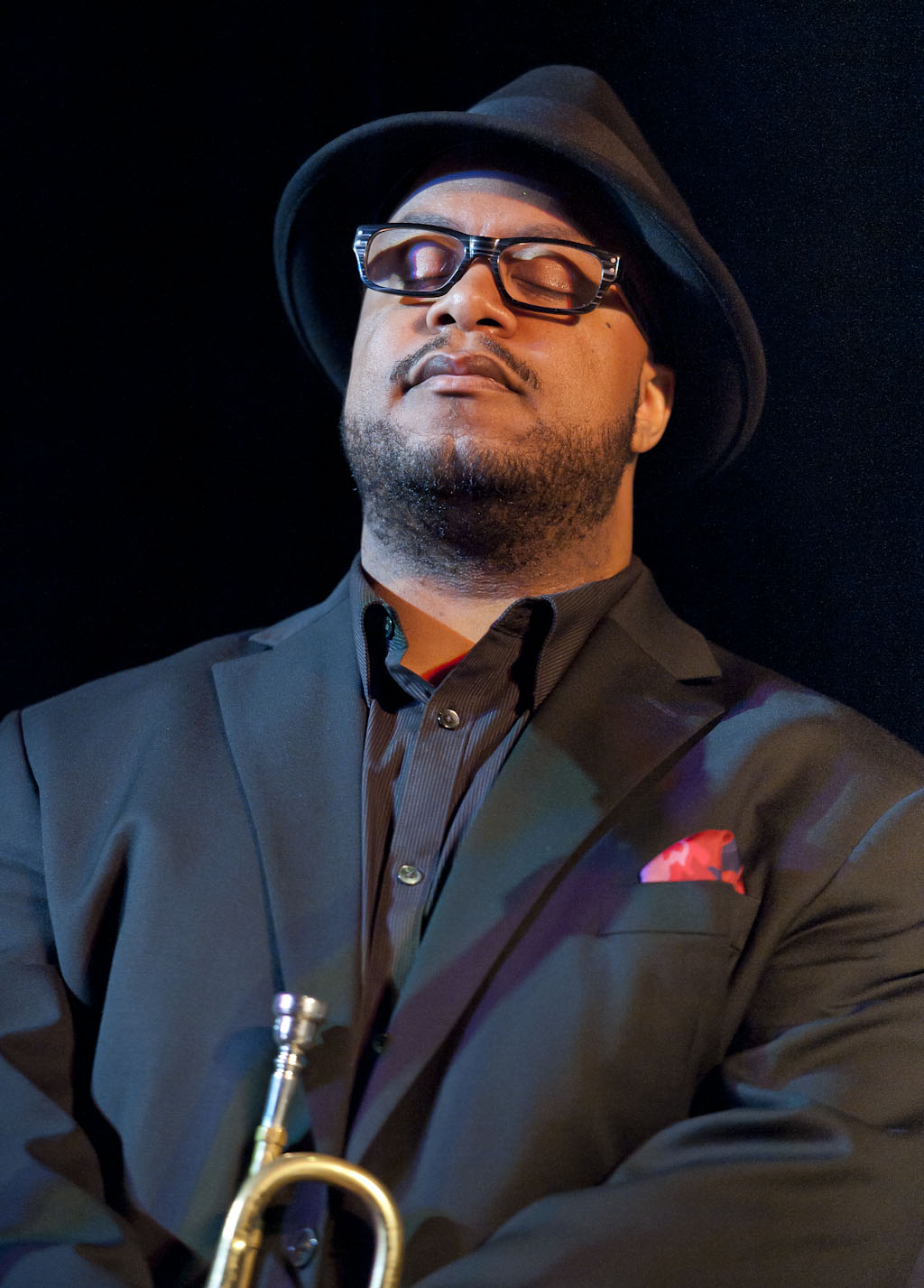 Nicholas payton performs with ninety miles