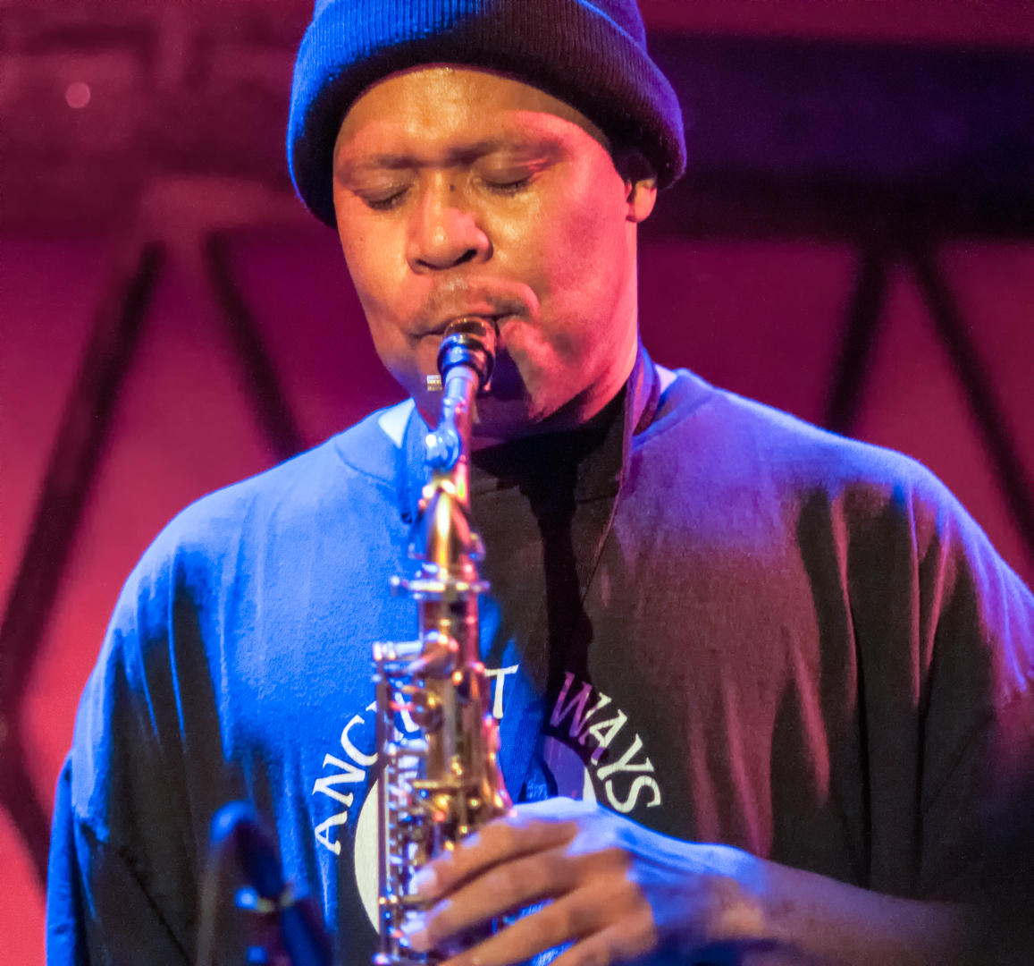 Steve Coleman at the Jazz Gallery Benefit at Rockwood Music Hall
