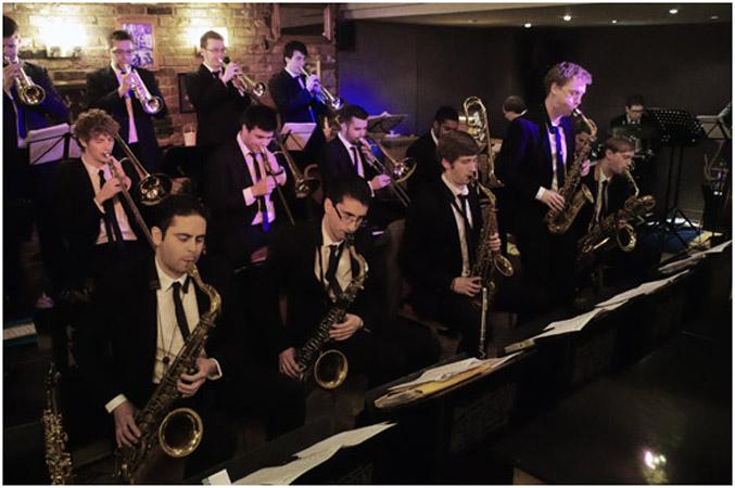 London city big band, spice of life, london