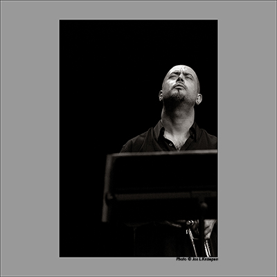 Flavio Boltro, Dinant Jazz Nights, Belgium, October 2004