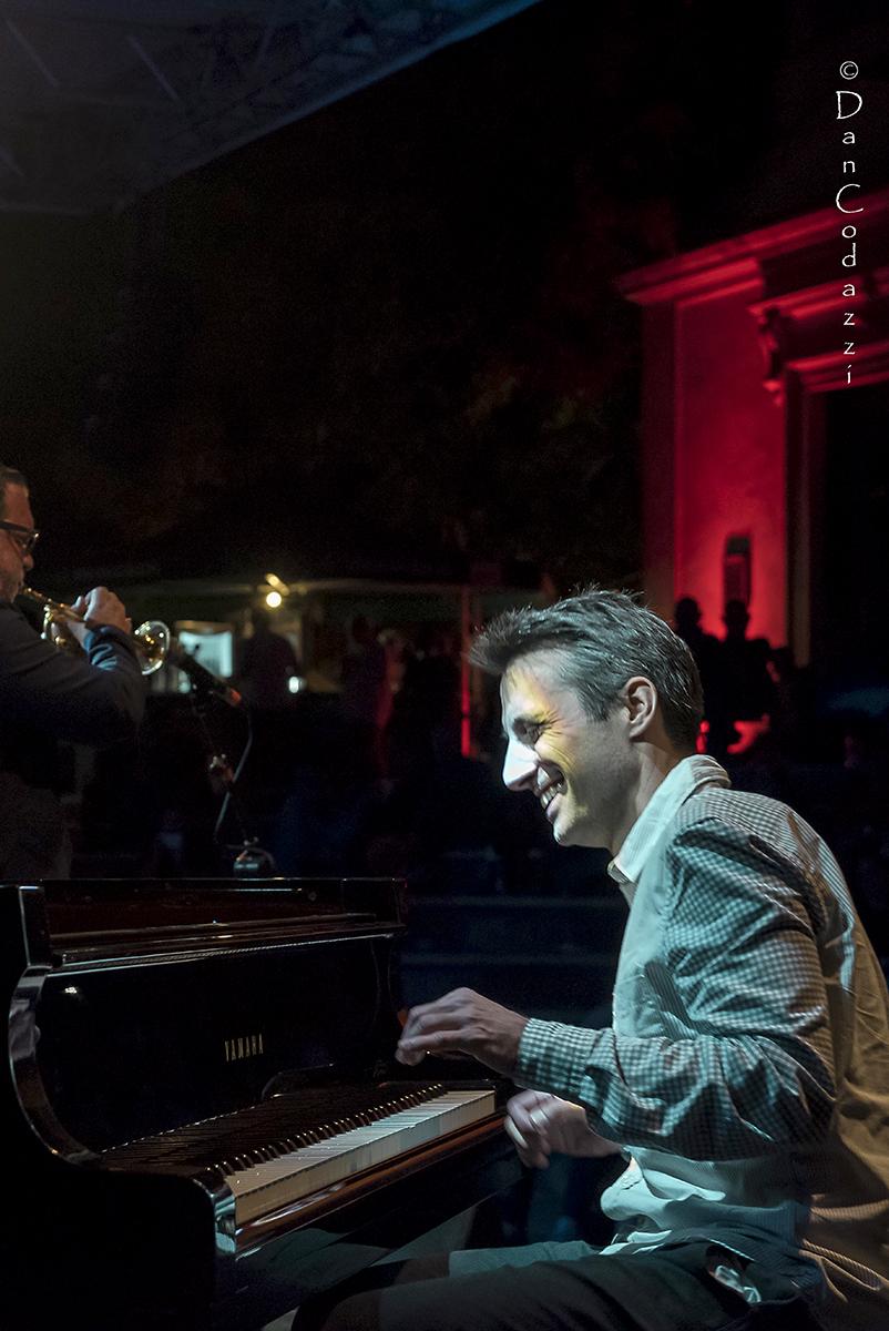 Alexander Hawkins, Sant'Anna Arresi Jazz Festival 2018