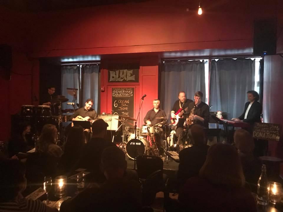 Ocean Sol Jazz @ Blue- Portland, ME 2018