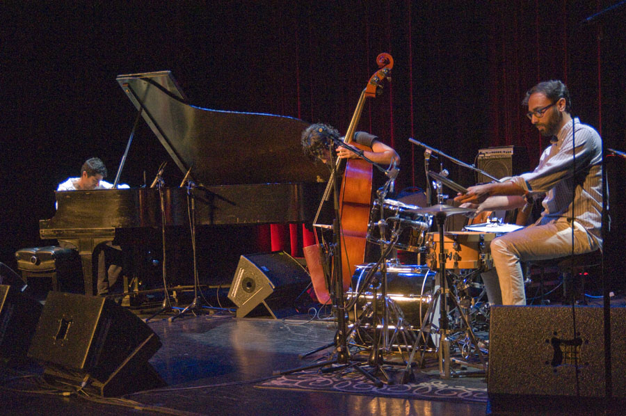 Marianne trudel, william parker, hamid drake