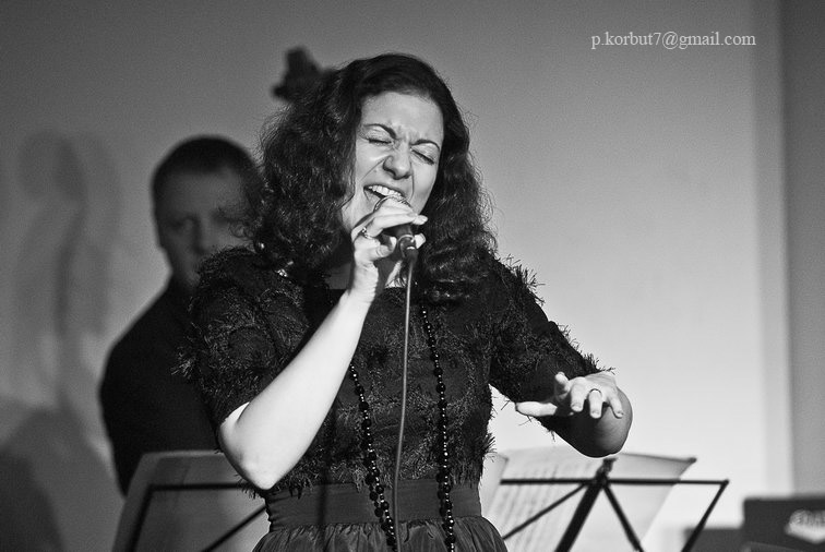 Angelica Matveeva with Vladimir Nesterenko Trio