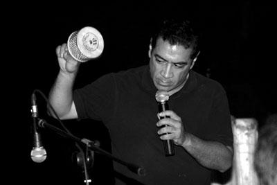 Sammy Figueroa of the USA