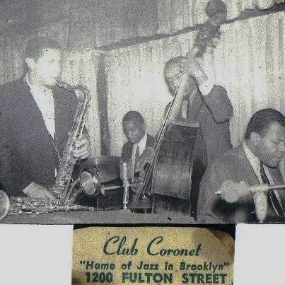 Alvin Queen & George Braith at the Blue Cornet Brooklyn