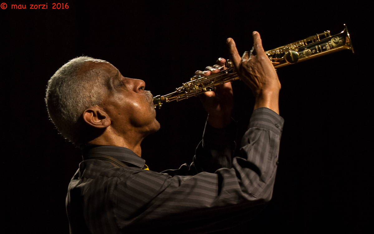 Duo Roscoe Mitchell/Michele Rabbia