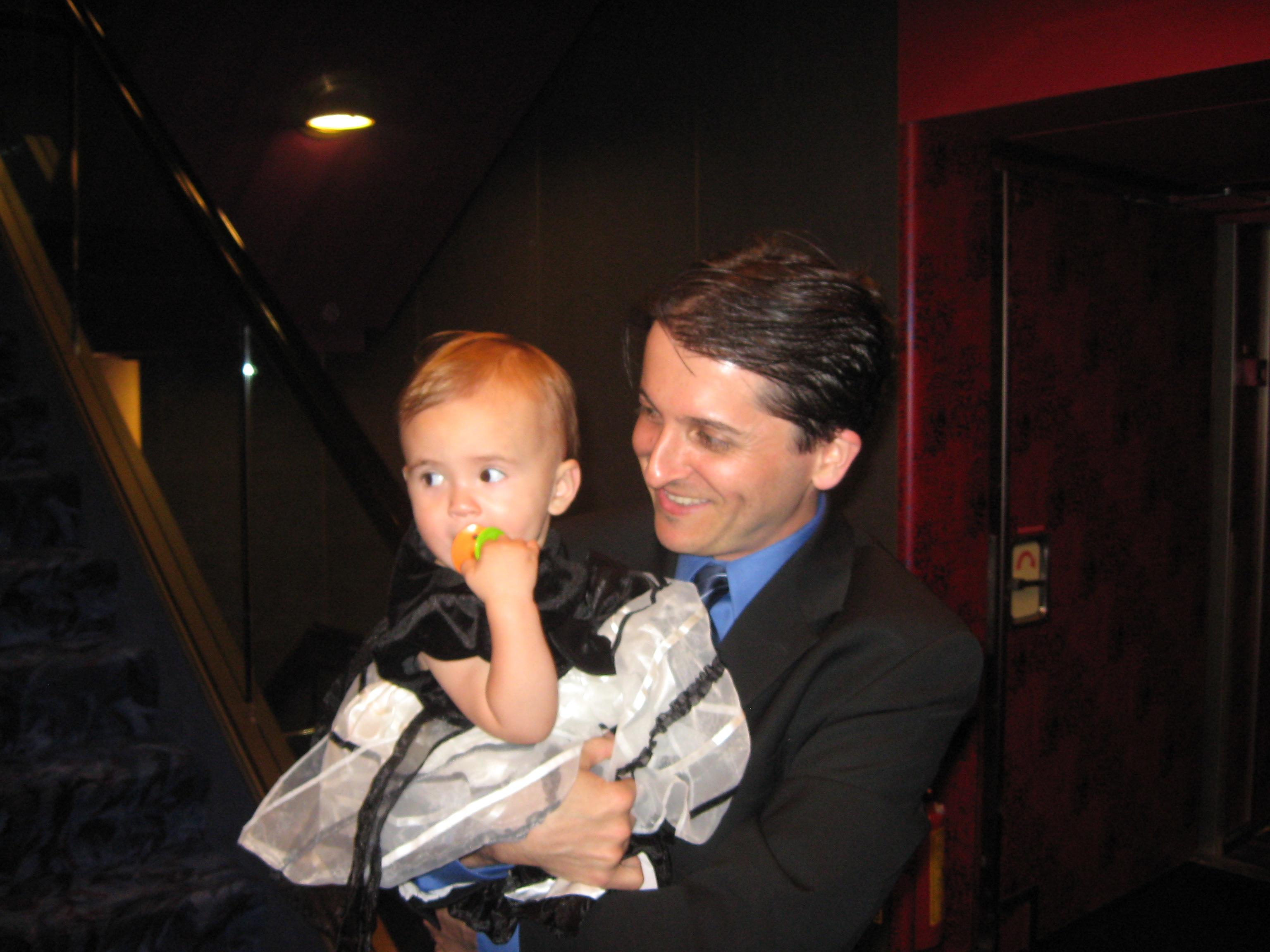 Tamir and Zoe Hendelman, 2008