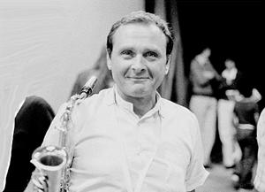 Stan Getz, Munich 1980.