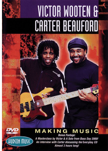 Victor wooten & carter beauford: making music