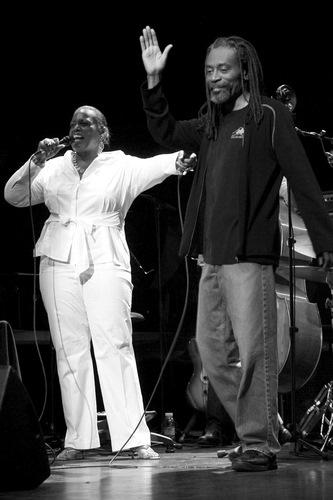 Dianne Reeves &Amp; Bobby McFerrin / San Sebastian 2008