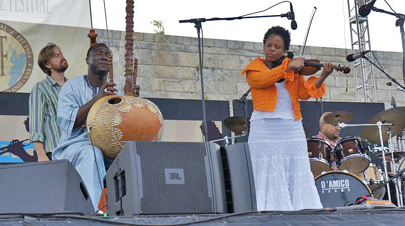 Newport Jazz Festival: Newport, RI, Saturday, August 6, 2011