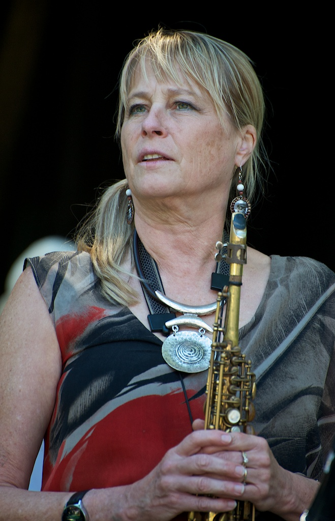 Jane bunnett - beaches jazz festival 2013 - toronto