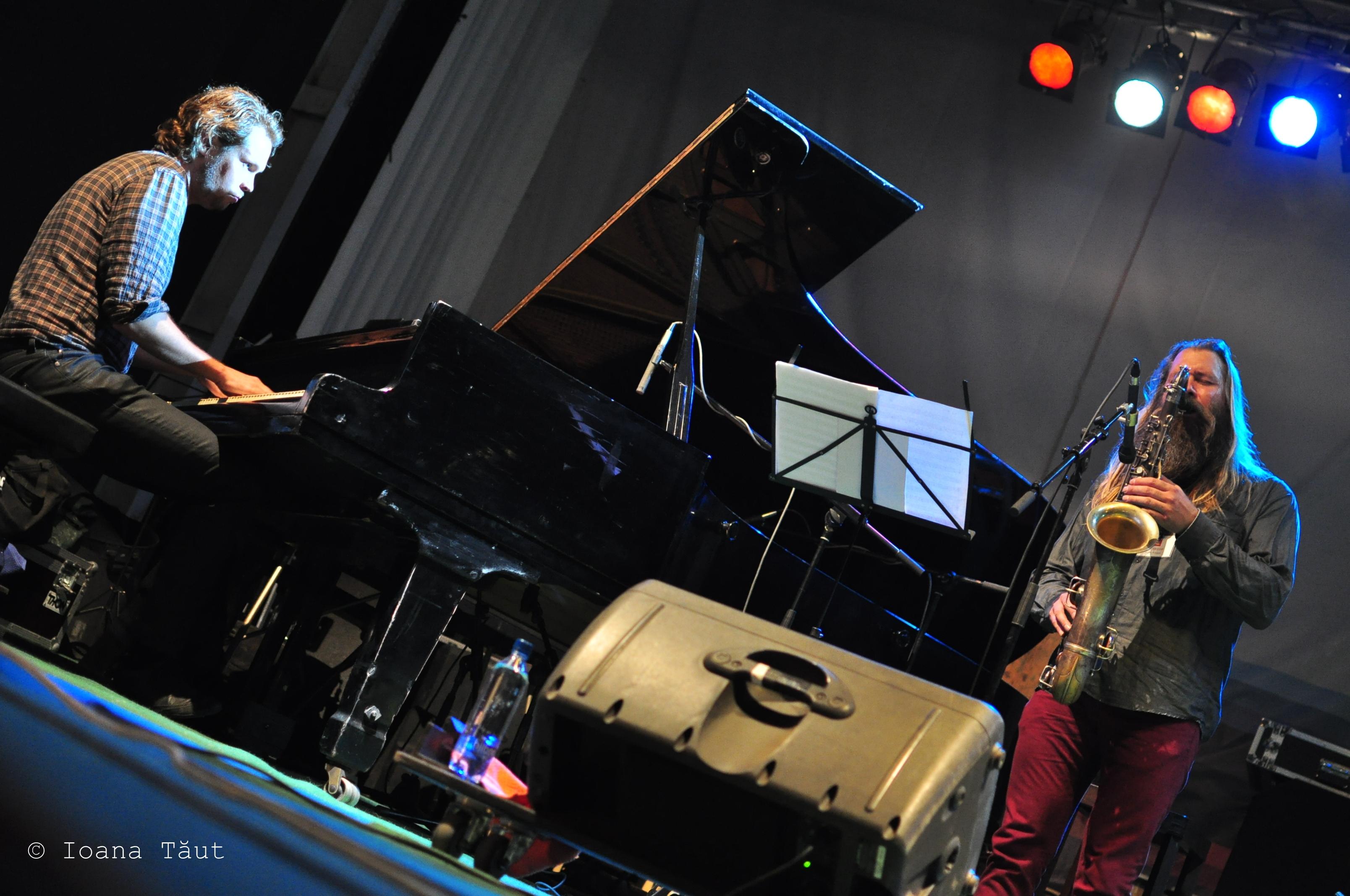 Kuara Feat. Trygve Seim @ Garana Jazz Festival 2012, Romania