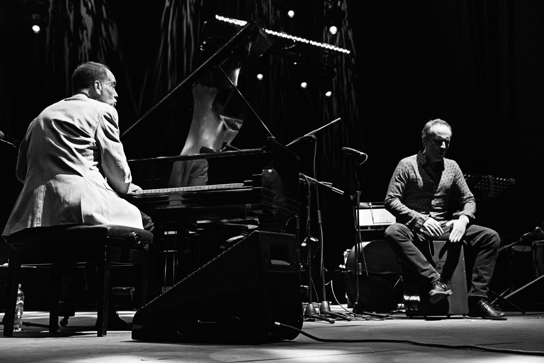 Adrian Iaies and Facundo Guevara