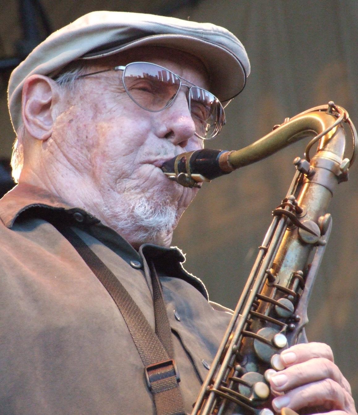 Ira Sullivan Leads His Quartet in His 80th Birthday Set at 2011 Chicago Jazz Festival