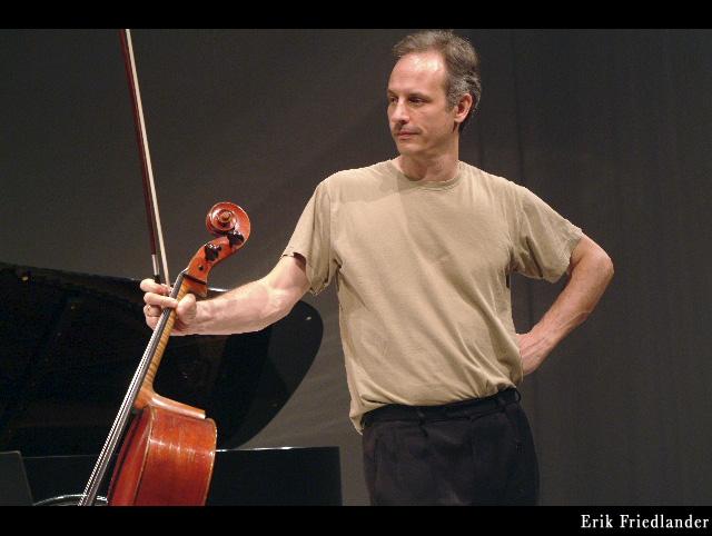 Erik Friedlander, Biennale Di Venezia, 2003