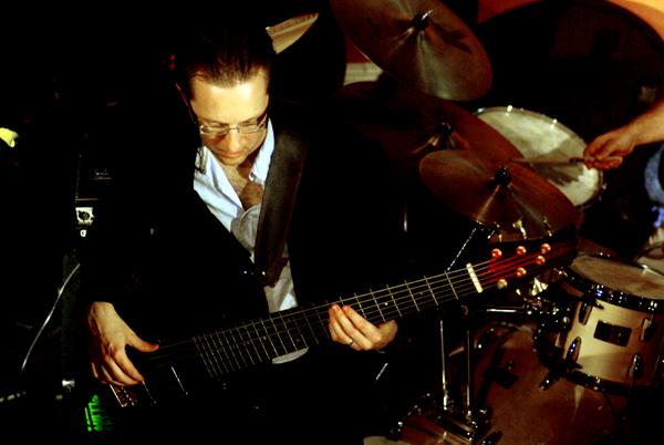 Tim Robertson 32731 Images of Jazz