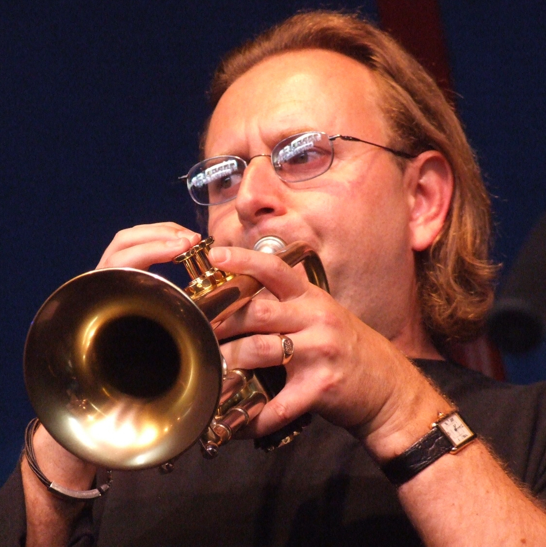 Martin Shaw with w. Morson's off the Cuff, 2009 Ealing Jazz Festival