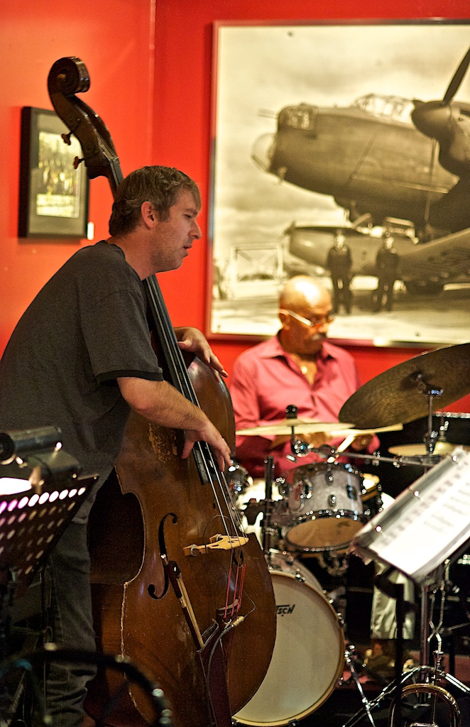 Artie Roth and Archie Alleyne - Kollage - The Pilot - Toronto
