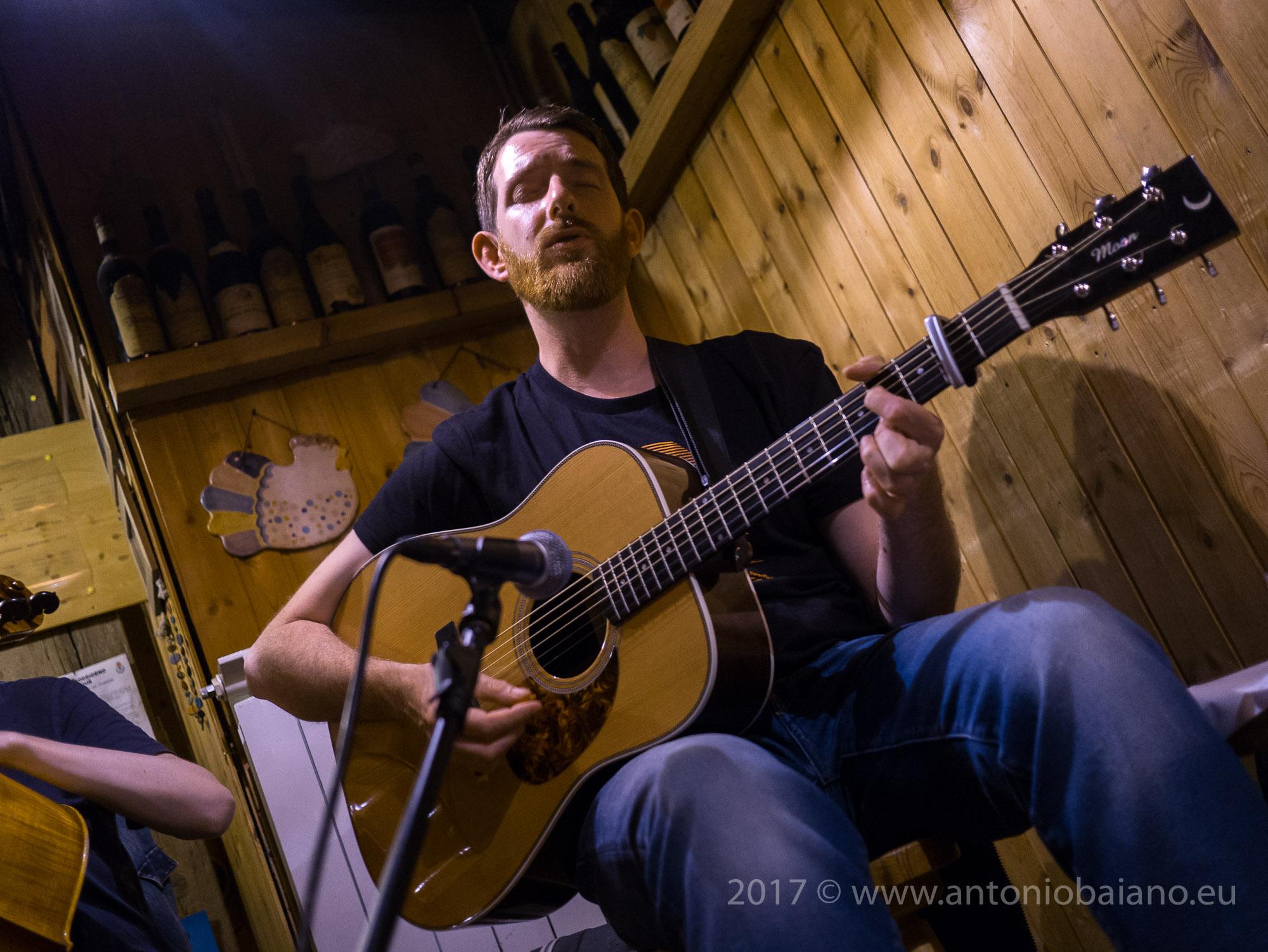 Ewan Mackenzie Robertson - Chamoisic Festival 2017