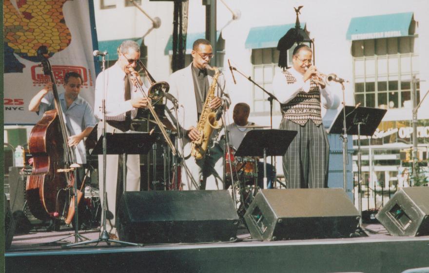 Chicago Horns - New York City