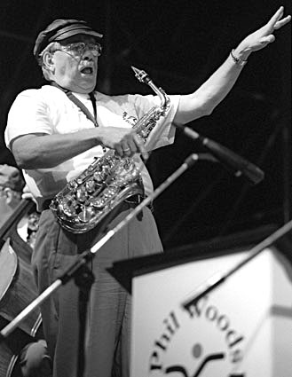Phil Woods / San Sebastian 1998