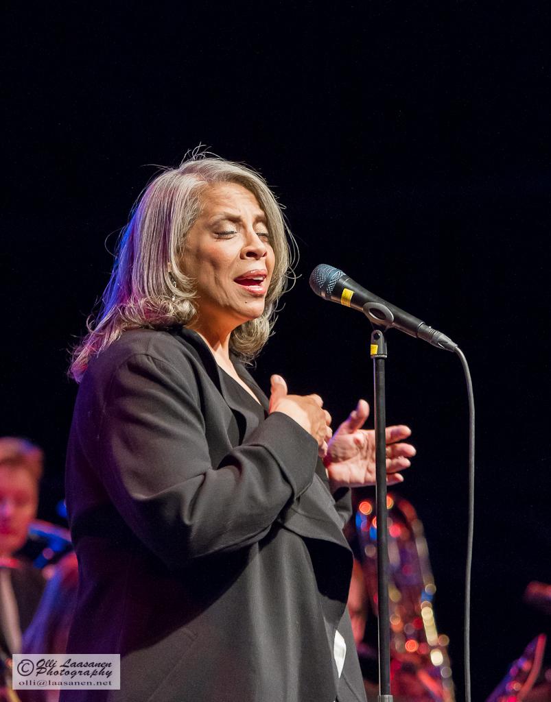 Patti Austin, April 2012