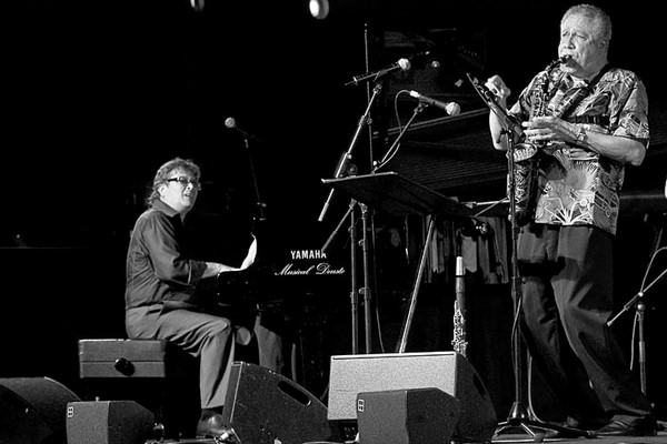 Paquito D'Rivera & Chano Dominguez / Getxo Jazz 2009