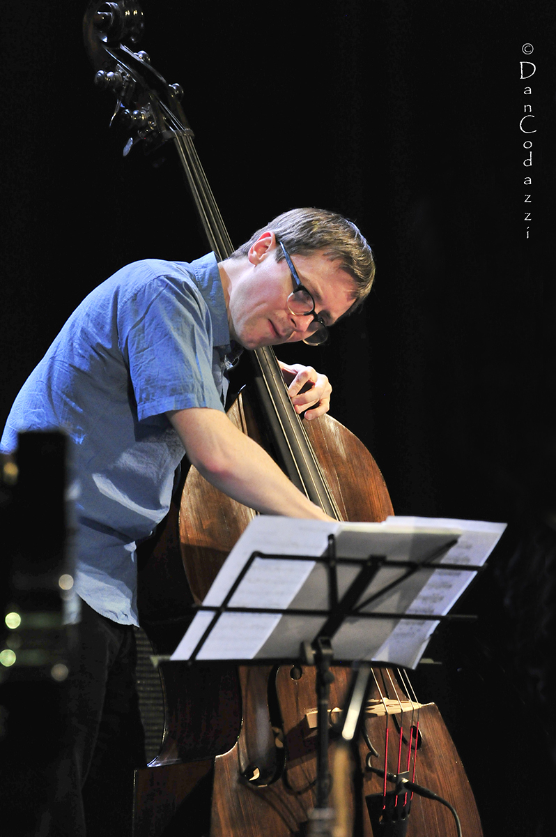 Thomas Morgan, Dolomiti ski jazz 2019